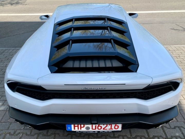 Lamborghini Huracan LP 610-4 BLANC - 3