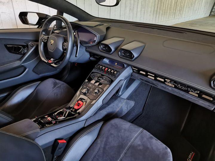 Lamborghini Huracan SPYDER LP 610-4 (TVA) Noir - 6