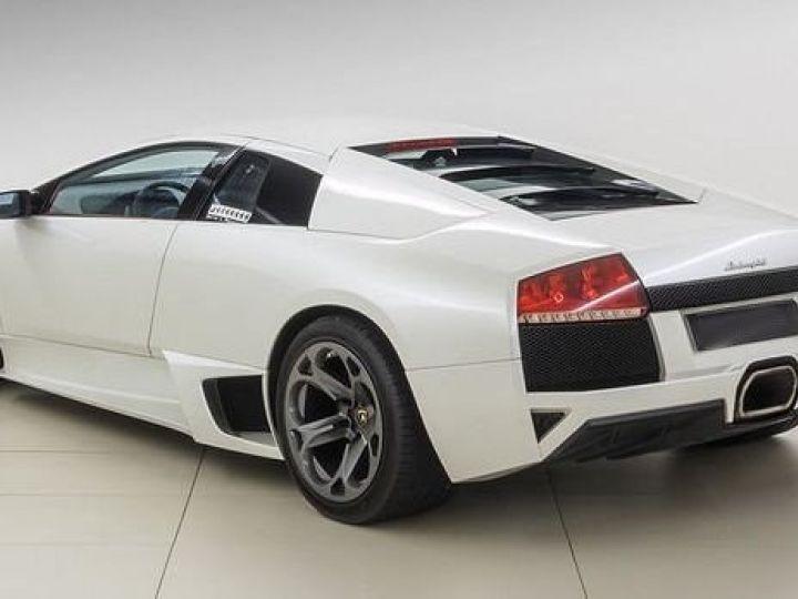 Lamborghini Murcielago LP640 e-gear  blanc - 3