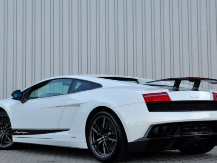 Lamborghini Superleggera LP570-4 Superleggera BLANC - 2