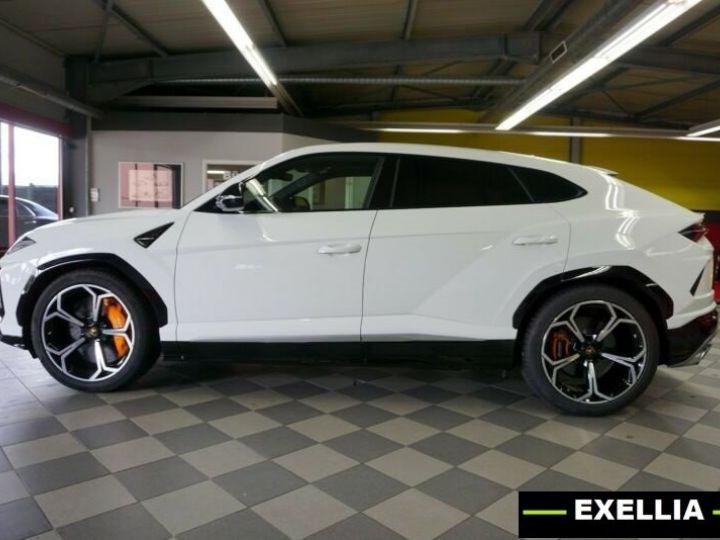 Lamborghini Urus BLANC PEINTURE METALISE  Occasion - 4