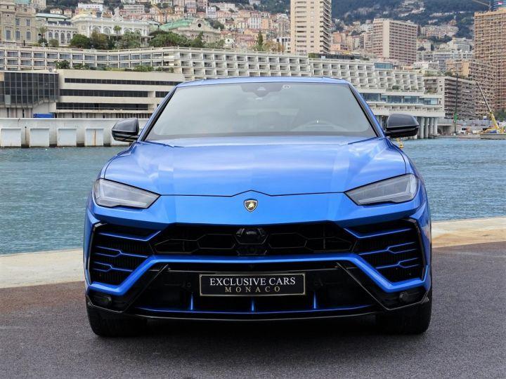Lamborghini Urus 4.0 V8 650 CV - MONACO Bleu Eleos - 2