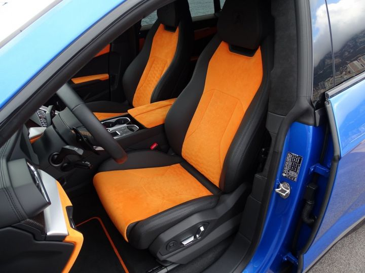 Lamborghini Urus 4.0 V8 650 CV - MONACO Bleu Eleos - 7