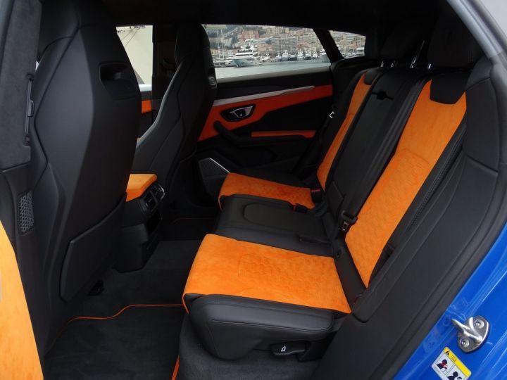 Lamborghini Urus 4.0 V8 650 CV - MONACO Bleu Eleos - 8