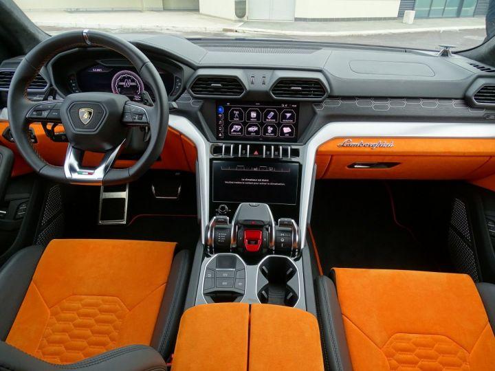 Lamborghini Urus 4.0 V8 650 CV - MONACO Bleu Eleos - 9
