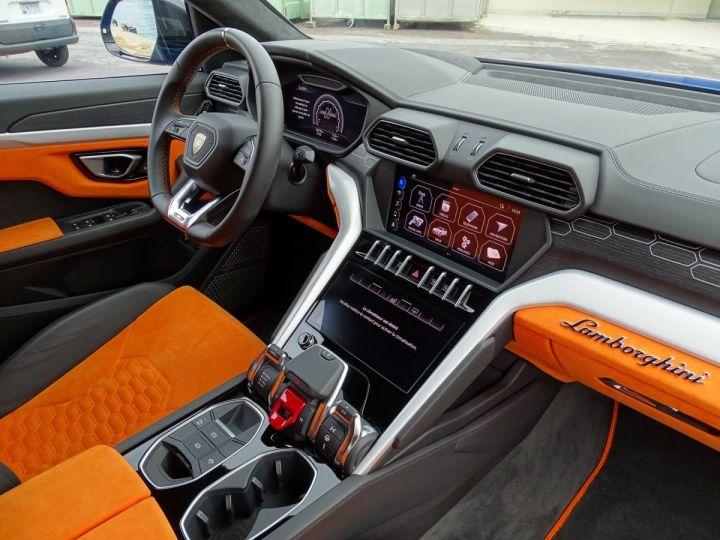 Lamborghini Urus 4.0 V8 650 CV - MONACO Bleu Eleos - 11