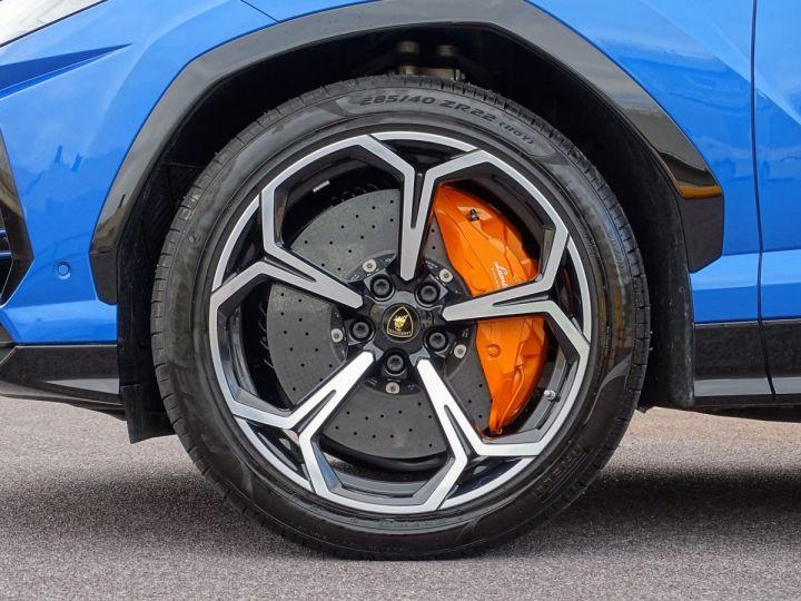 Lamborghini Urus 4.0 V8 650 CV - MONACO Bleu Eleos - 15