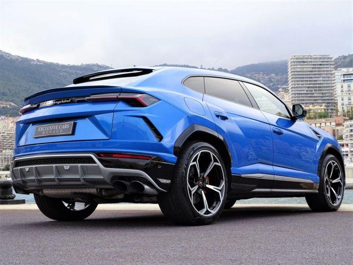 Lamborghini Urus 4.0 V8 650 CV - MONACO Bleu Eleos - 18