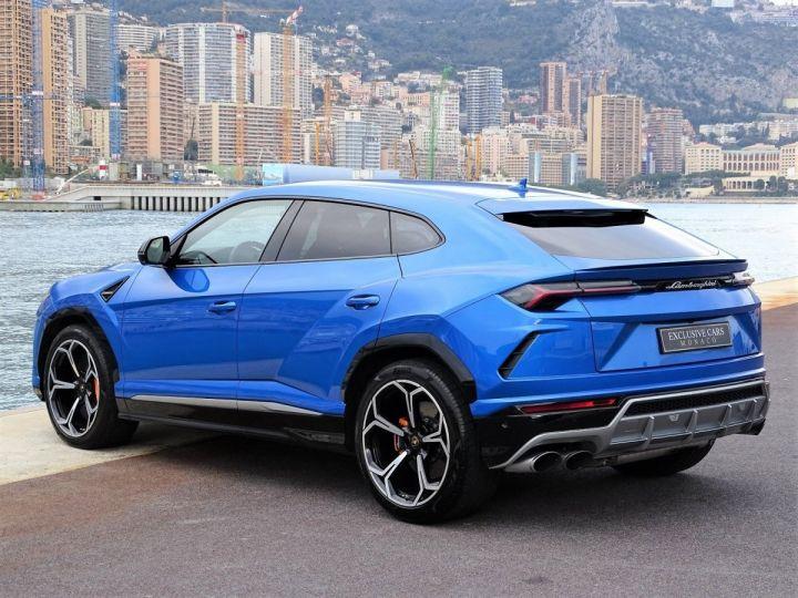 Lamborghini Urus 4.0 V8 650 CV - MONACO Bleu Eleos - 19