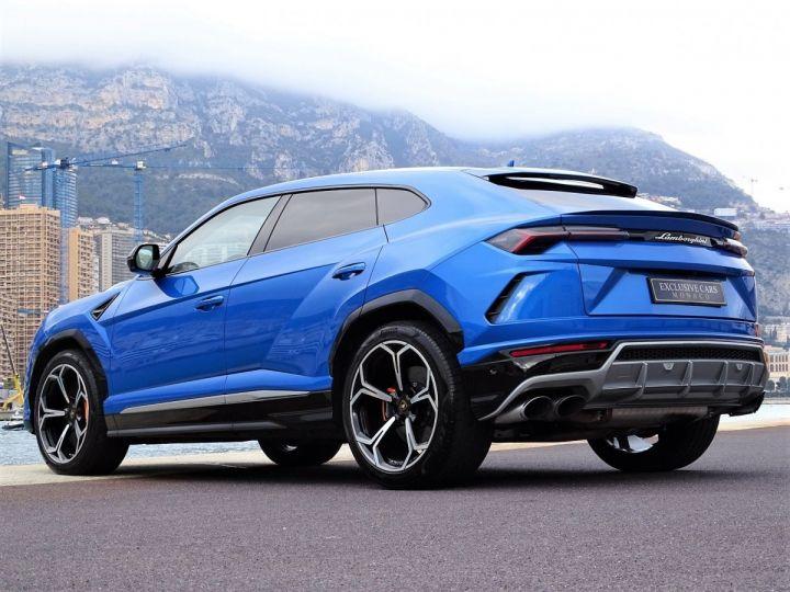Lamborghini Urus 4.0 V8 650 CV - MONACO Bleu Eleos - 20