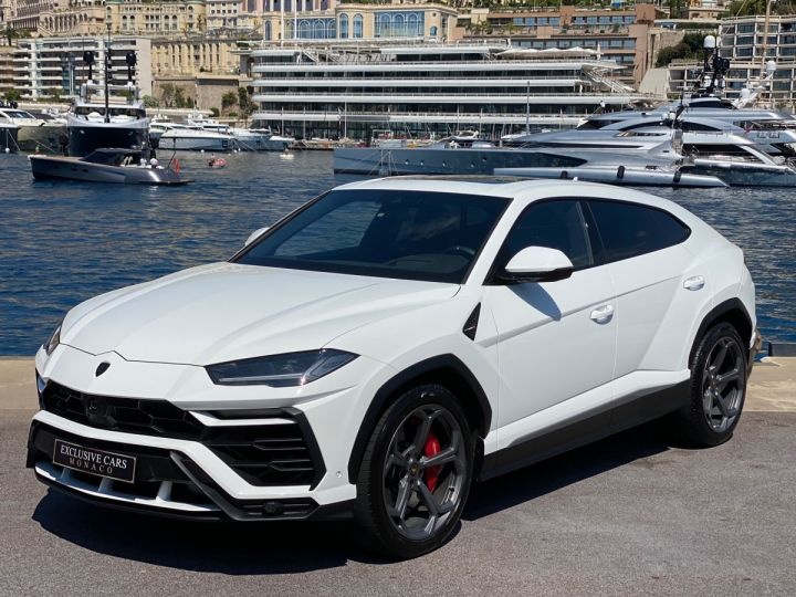 Lamborghini Urus 4.0 V8 650 CV - MONACO Blanc - 1
