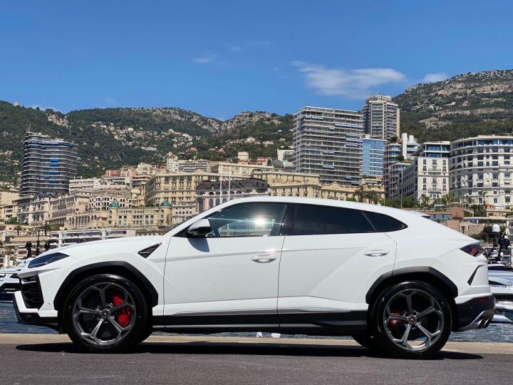 Lamborghini Urus 4.0 V8 650 CV - MONACO Blanc - 5