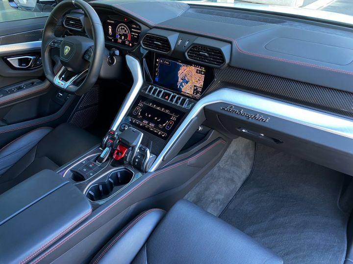 Lamborghini Urus 4.0 V8 650 CV - MONACO Blanc - 10