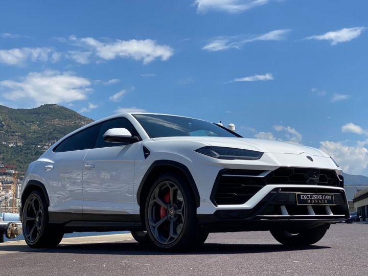 Lamborghini Urus 4.0 V8 650 CV - MONACO Blanc - 13