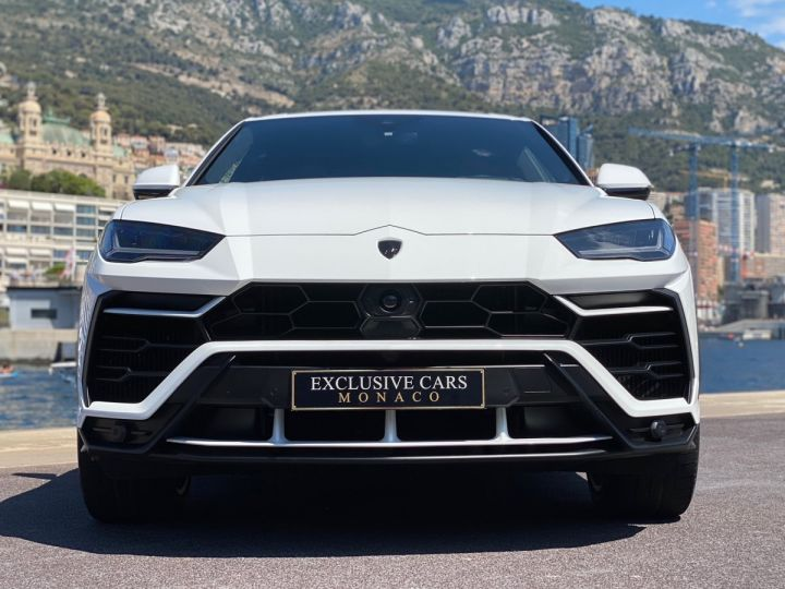 Lamborghini Urus 4.0 V8 650 CV - MONACO Blanc - 17