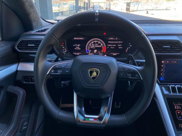 Lamborghini Urus 4.0 V8 650 CV - MONACO Blanc - 19