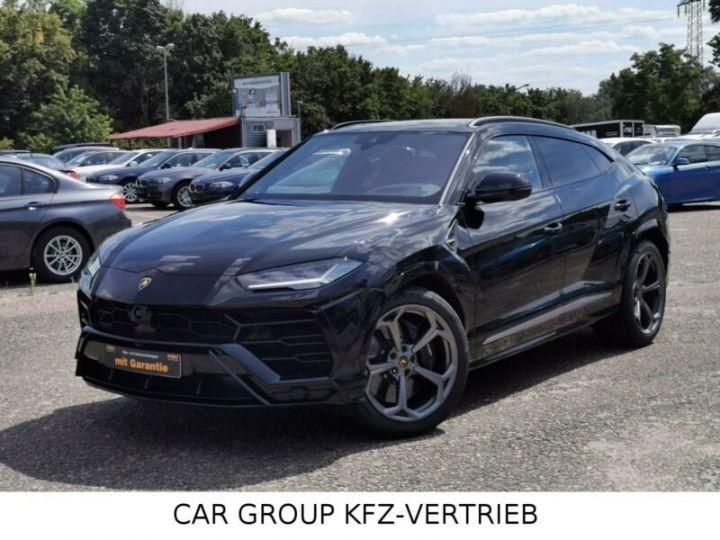 Lamborghini Urus 4.0 V8 * Style * B & O * Toit ouvrant *  noir métallisé  - 1
