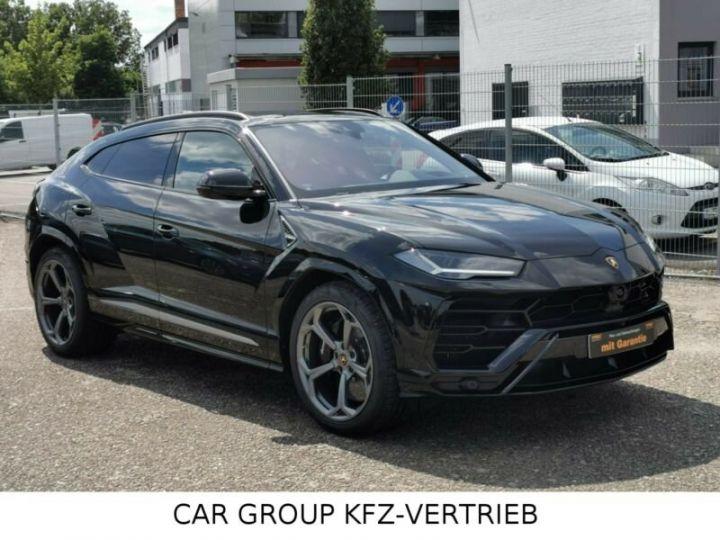 Lamborghini Urus 4.0 V8 * Style * B & O * Toit ouvrant *  noir métallisé  - 2