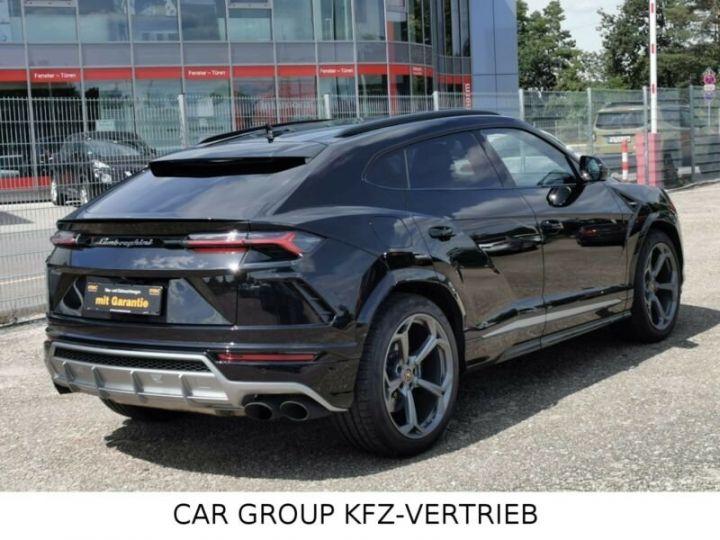 Lamborghini Urus 4.0 V8 * Style * B & O * Toit ouvrant *  noir métallisé  - 3