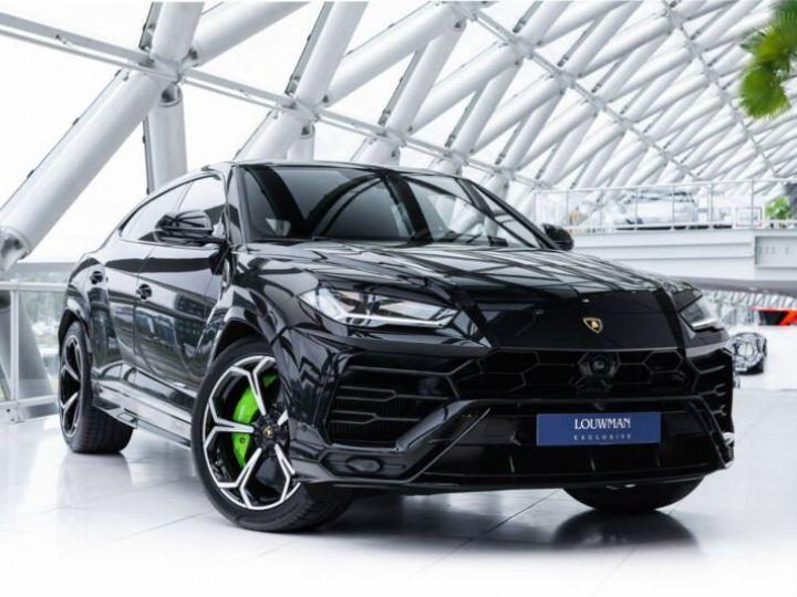 Lamborghini Urus Lamborghini Urus 4.0 V8 * MALUS ECOLOGIQUE INCLUS *  Néron Hélène - 1