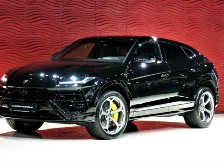 Lamborghini Urus Lamborghini Urus * PACK STYLE * B & O * PACK ADAS * 22 LM * PANO  noir - 1