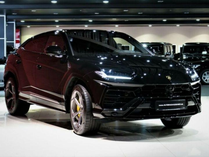 Lamborghini Urus Lamborghini Urus * PACK STYLE * B & O * PACK ADAS * 22 LM * PANO  noir - 3