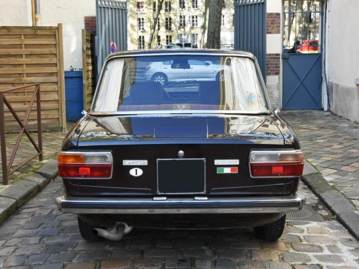 Lancia Flavia Flavia 2000 Marron Metal - 5