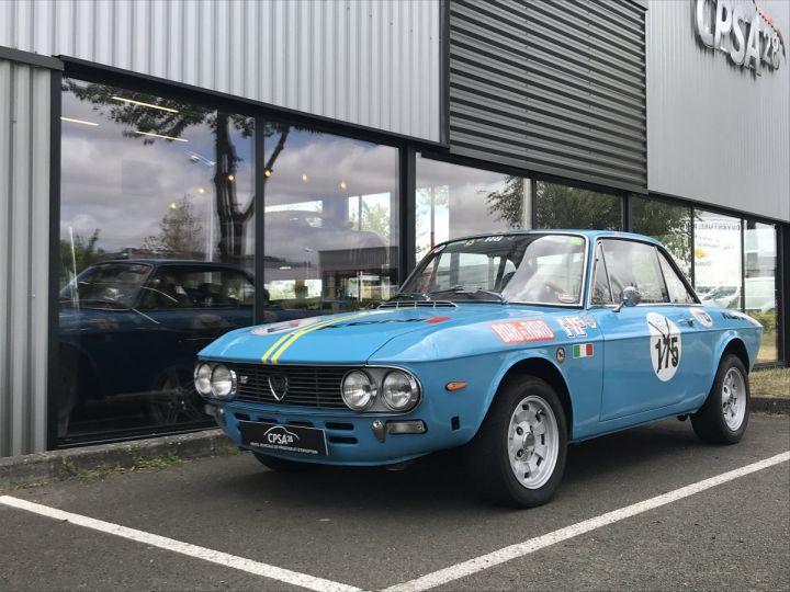 Lancia Fulvia HF 1.6 bleu fulvia - 1