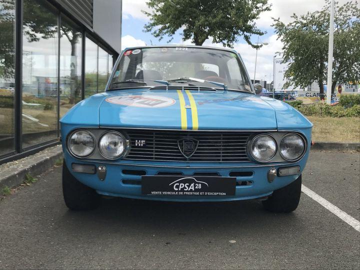 Lancia Fulvia HF 1.6 bleu fulvia - 4