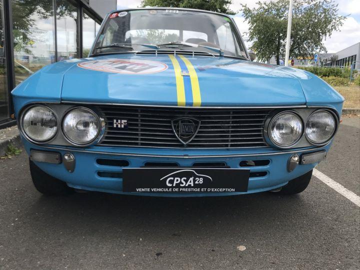 Lancia Fulvia HF 1.6 bleu fulvia - 5