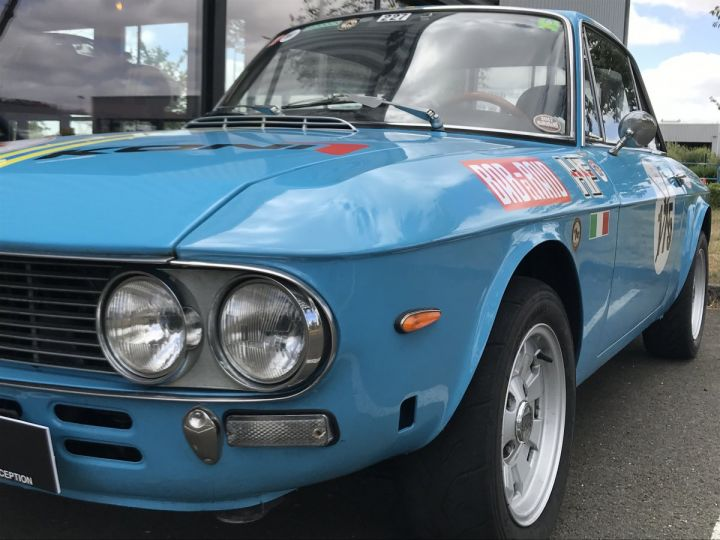 Lancia Fulvia HF 1.6 bleu fulvia - 6