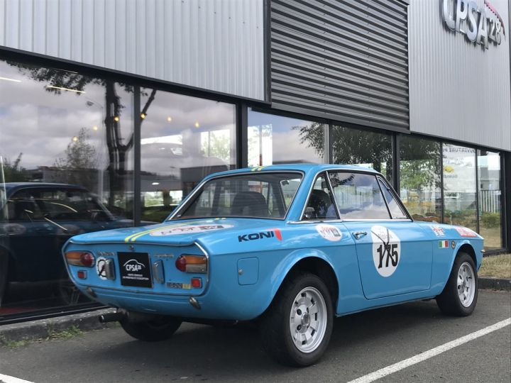 Lancia Fulvia HF 1.6 bleu fulvia - 7