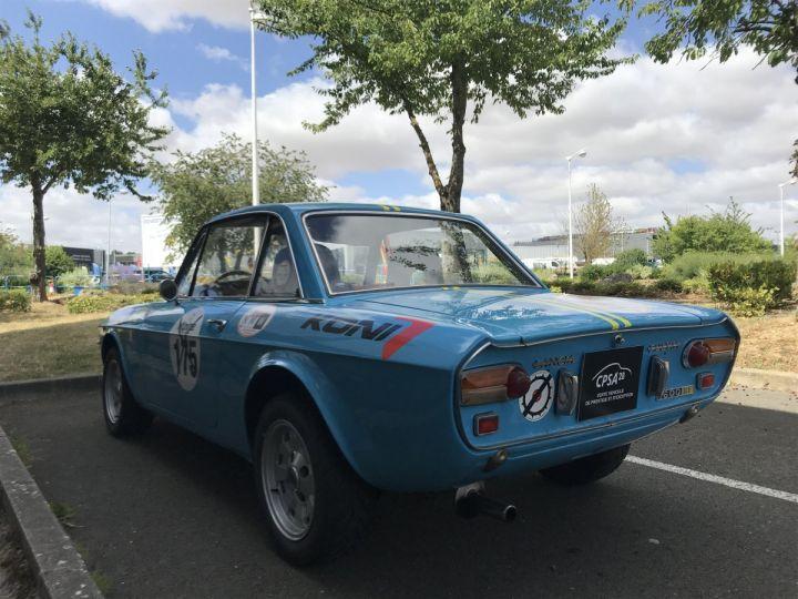 Lancia Fulvia HF 1.6 bleu fulvia - 9
