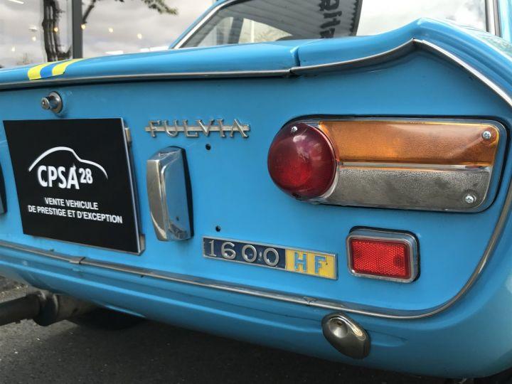 Lancia Fulvia HF 1.6 bleu fulvia - 10