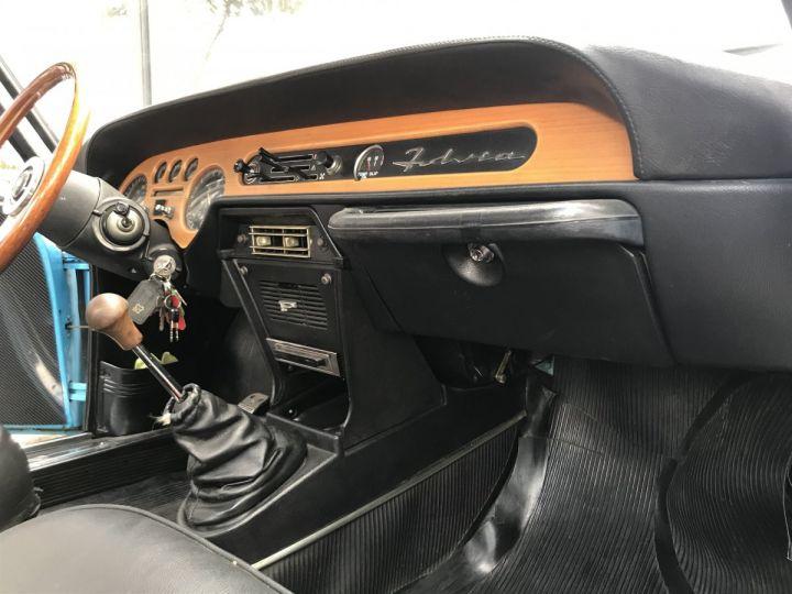 Lancia Fulvia HF 1.6 bleu fulvia - 16