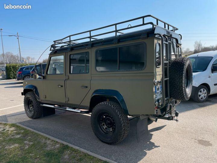 Land Rover Defender 110 td4 7 places ex armée  - 3