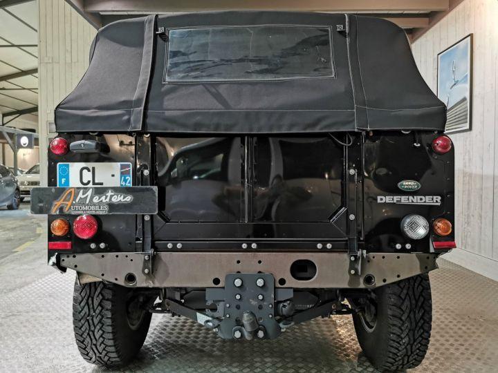 Land Rover Defender 90 2.2 TD4 122 CV EDEN PARK Noir - 4