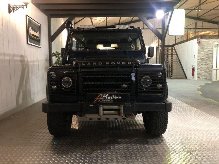 Land Rover Defender 90 E HARD TOP Bleu - 3