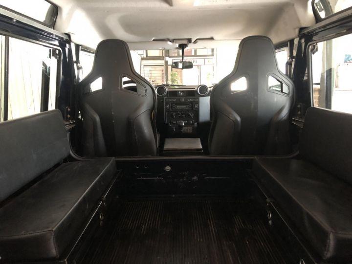 Land Rover Defender 90 E HARD TOP Bleu - 9