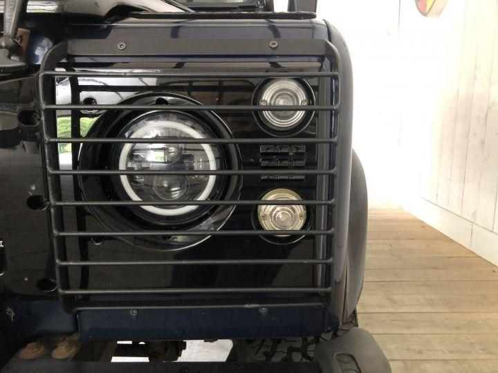 Land Rover Defender 90 E HARD TOP Bleu - 14