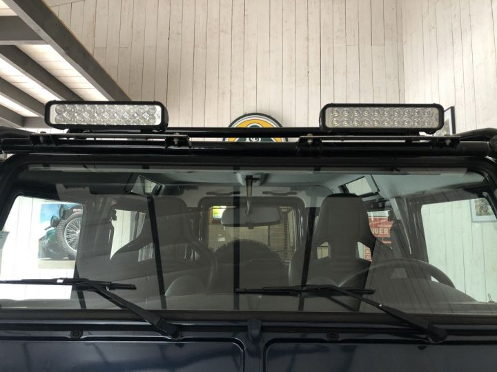 Land Rover Defender 90 E HARD TOP Bleu - 18