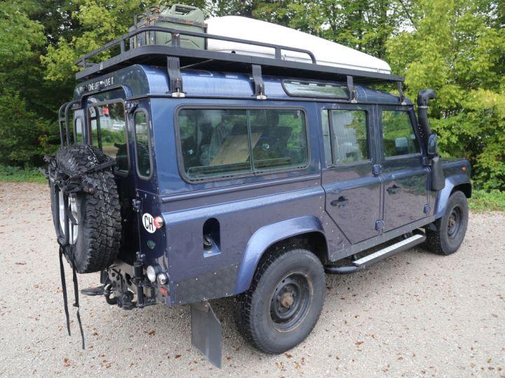 Land Rover Defender Station Wagon 110 Td5 E Bleu - 7