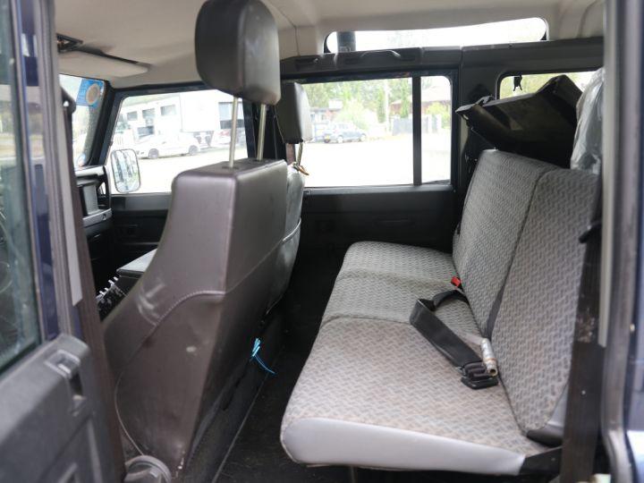 Land Rover Defender Station Wagon 110 Td5 E Bleu - 8