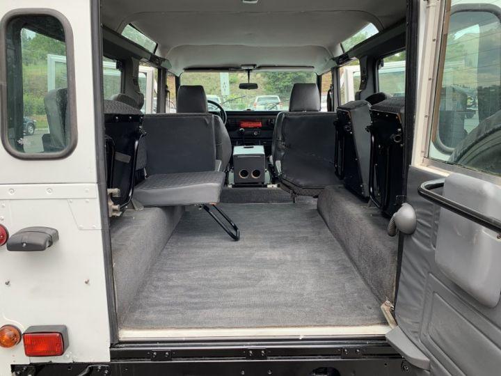 Land Rover Defender Station Wagon 110 TD5 SW 122 CV Blanc - 11