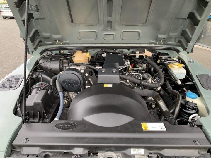Land Rover Defender Station Wagon 2.4 L TD 122 CV  Vert - 10