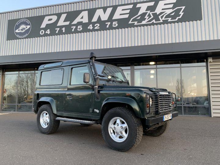 Land Rover Defender Station Wagon 90 SW TD5 122 CV Vert Foncé - 1