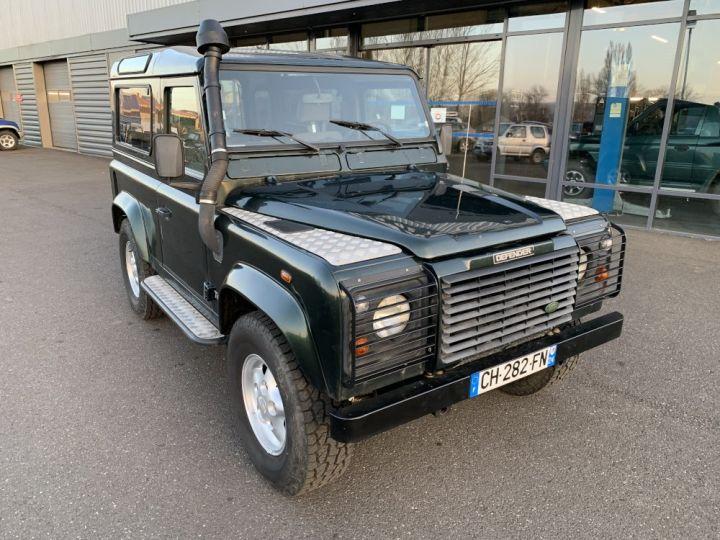 Land Rover Defender Station Wagon 90 SW TD5 122 CV Vert Foncé - 2