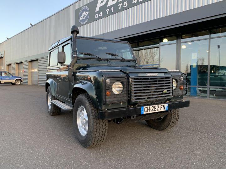 Land Rover Defender Station Wagon 90 SW TD5 122 CV Vert Foncé - 3