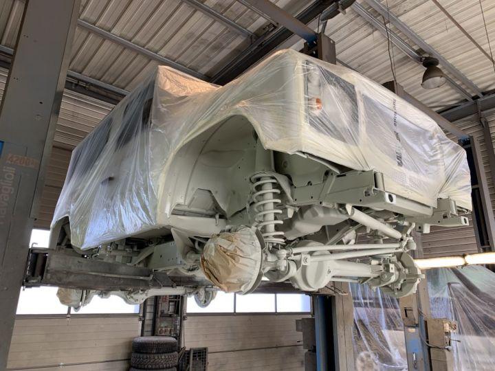 Land Rover Defender Station Wagon 90 TD4 122 CV Blanc - 10