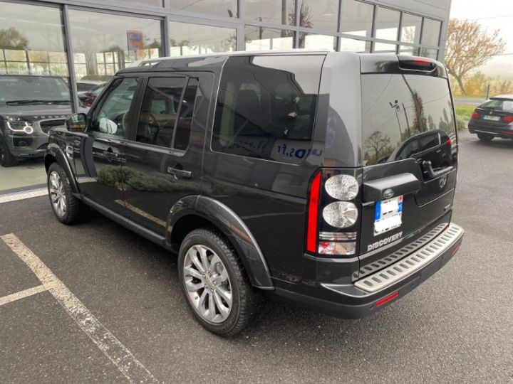 Land Rover Discovery 3.0 SDV6 XXV Gris Fonce - 11
